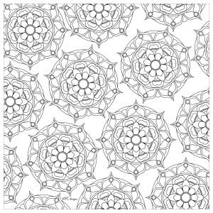 Mandala gratuit mpc design 10