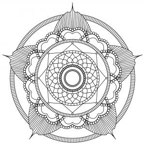 Mandala gratuit mpc design 2