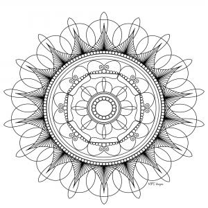 Mandala gratuit mpc design 4