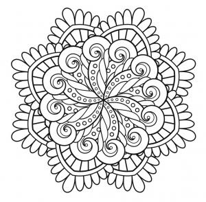 Mandala sympa