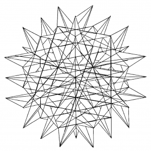 Mandala lignes fines par domandala 19