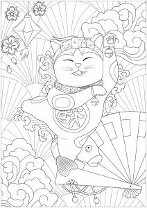 Joyeux Maneki Neko