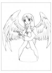 Bel ange