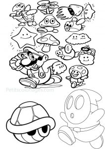 coloriages-mario-bros-1 free to print