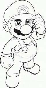 coloriages-mario-bros-2 free to print