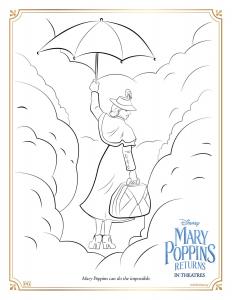 Mary Poppins dans le 2e volet de ses aventures
