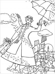 Mary Poppins s'envole