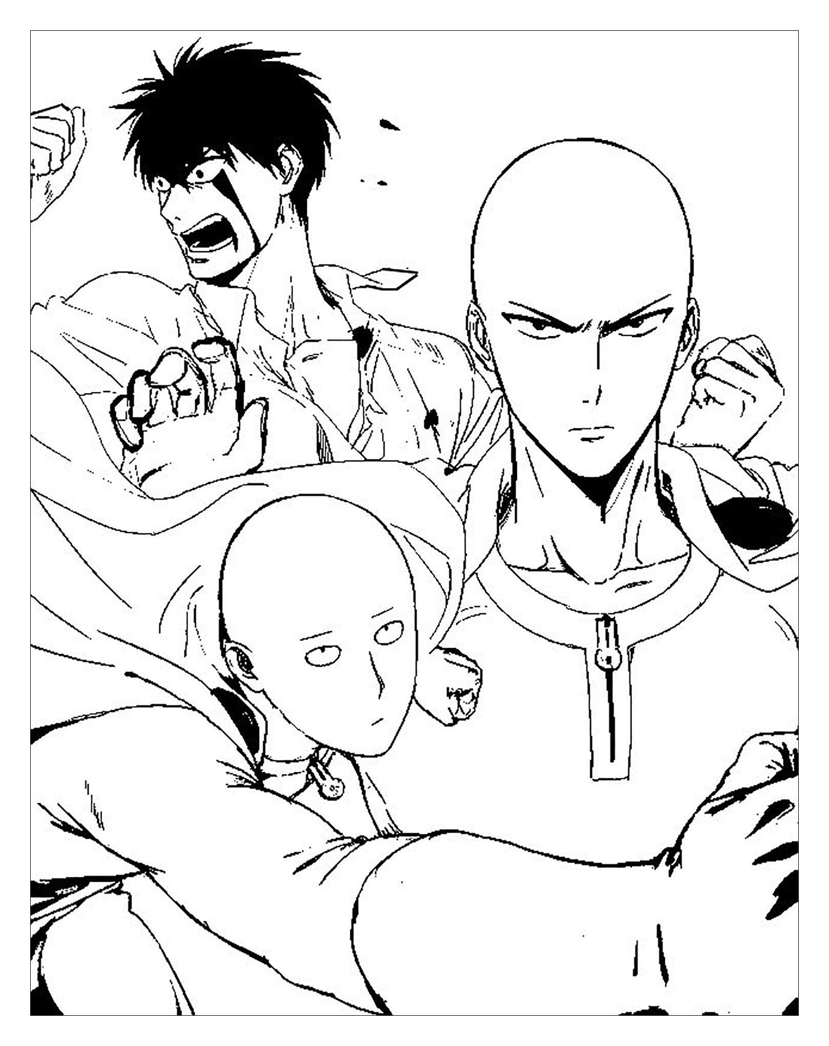 One punch 7