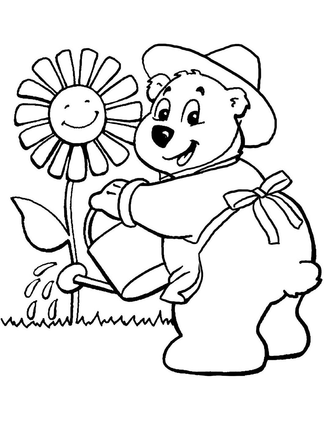 Frais Coloriage Pour Petite Fille De 4 Ans | Imprimer et Obtenir une Coloriage Gratuit Ici