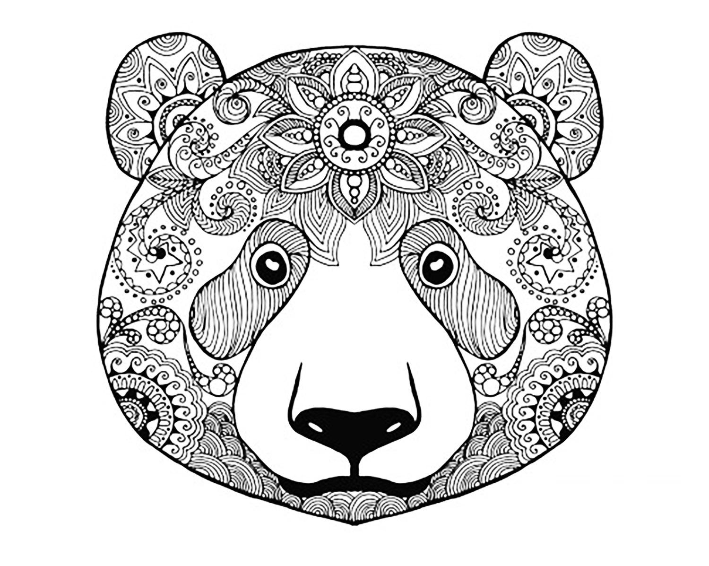 T te d 39 ours coloriage d 39 oursons coloriages pour enfants - Des dessin a imprimer gratuit ...