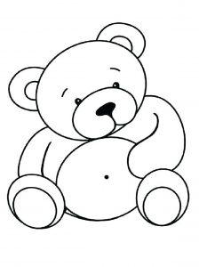 Ours au gros ventre