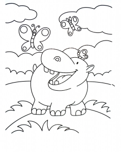coloriage-a-imprimer-papillons-1 free to print