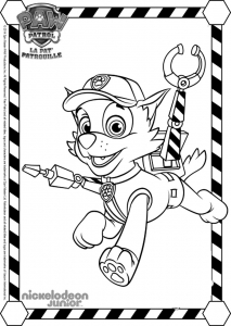 coloriage-pat-patrouille-rocky-3 free to print
