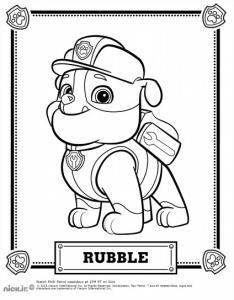 Pat Patrouille : Ruben (Rubble)