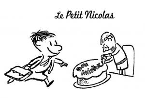 coloriage-le-petit-nicolas2 free to print