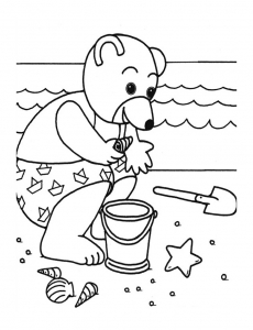 coloriage-petit-ours-brun-1