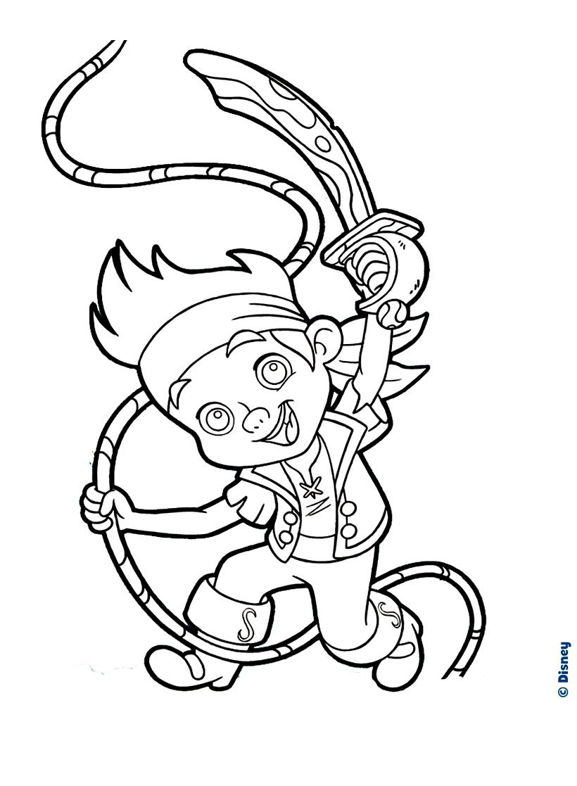 Pirates 4 coloriage de pirates coloriages pour enfants - Dessins de pirates ...