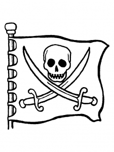 coloriage-pirates-5 free to print