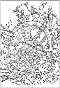Pirates de Caraïbes ; La grande bataille