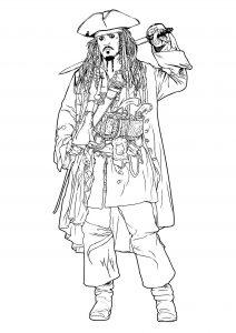 Jack Sparrow (Pirates des Caraïbes)