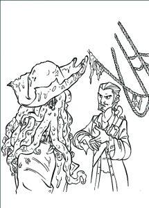 Les méchants de Pirates des Caraïbes