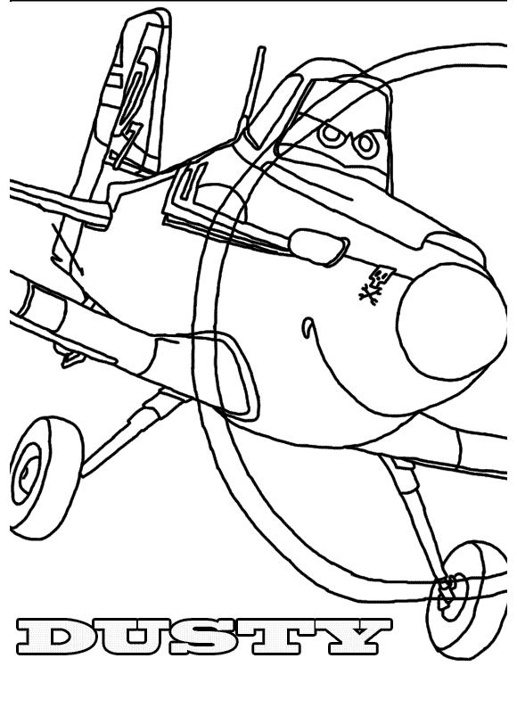 Planes disney 2 coloriage planes coloriages pour enfants - Coloriage enfant disney ...