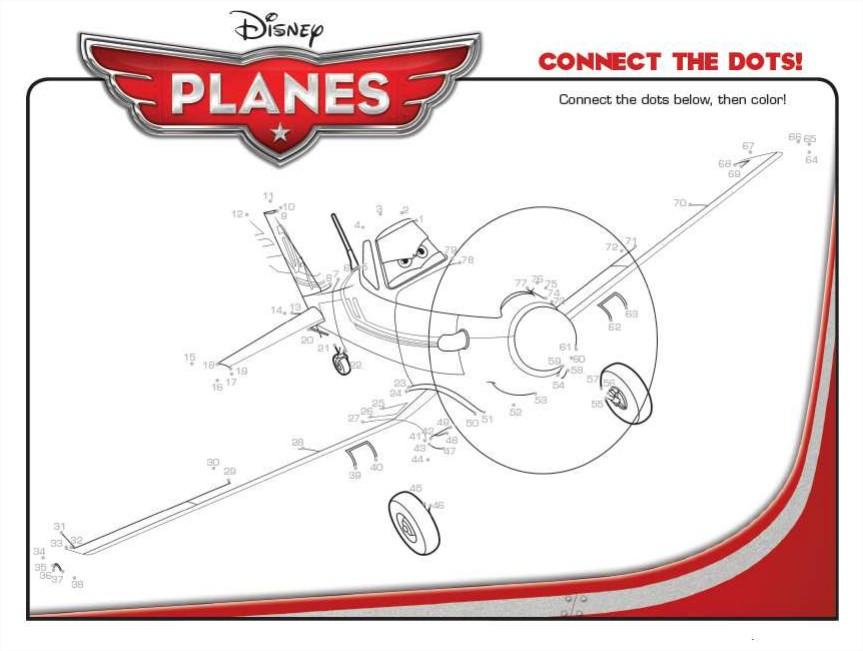 Coloriage de Planes gratuit à colorier - Coloriage Planes ...