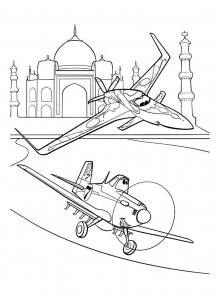 coloriage-planes-disney-6 free to print