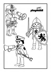 Moto police coloriages pour enfants - Dessin a colorier moto police ...