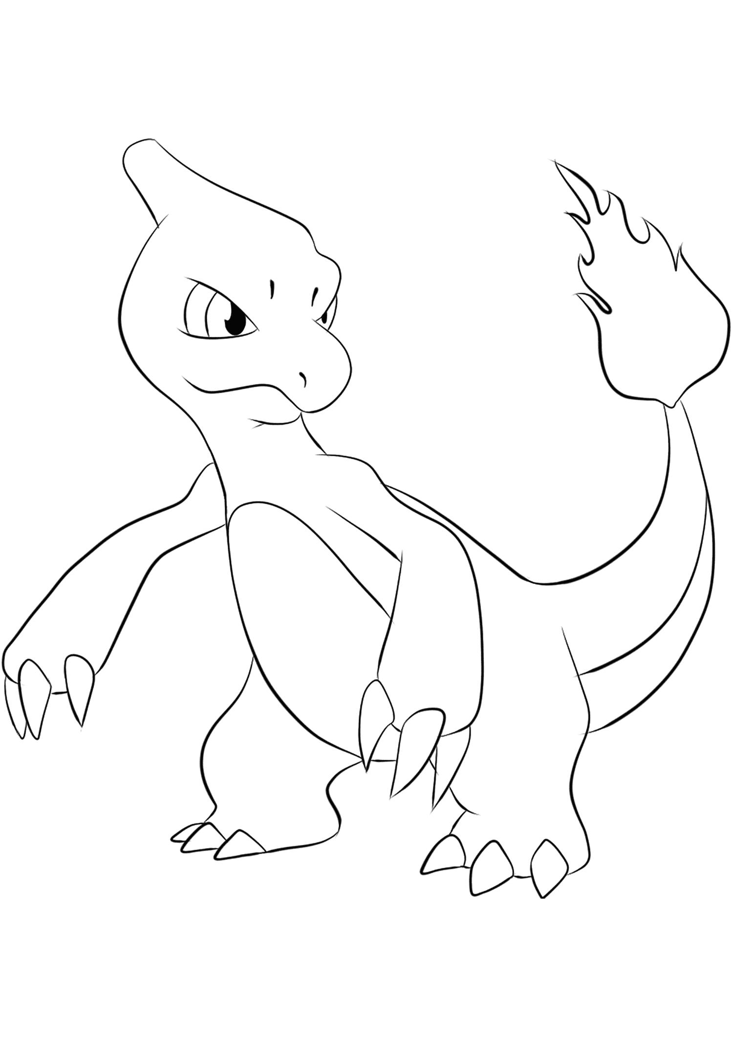 <b>Reptincel</b> (No.05) : Pokémon de génération I