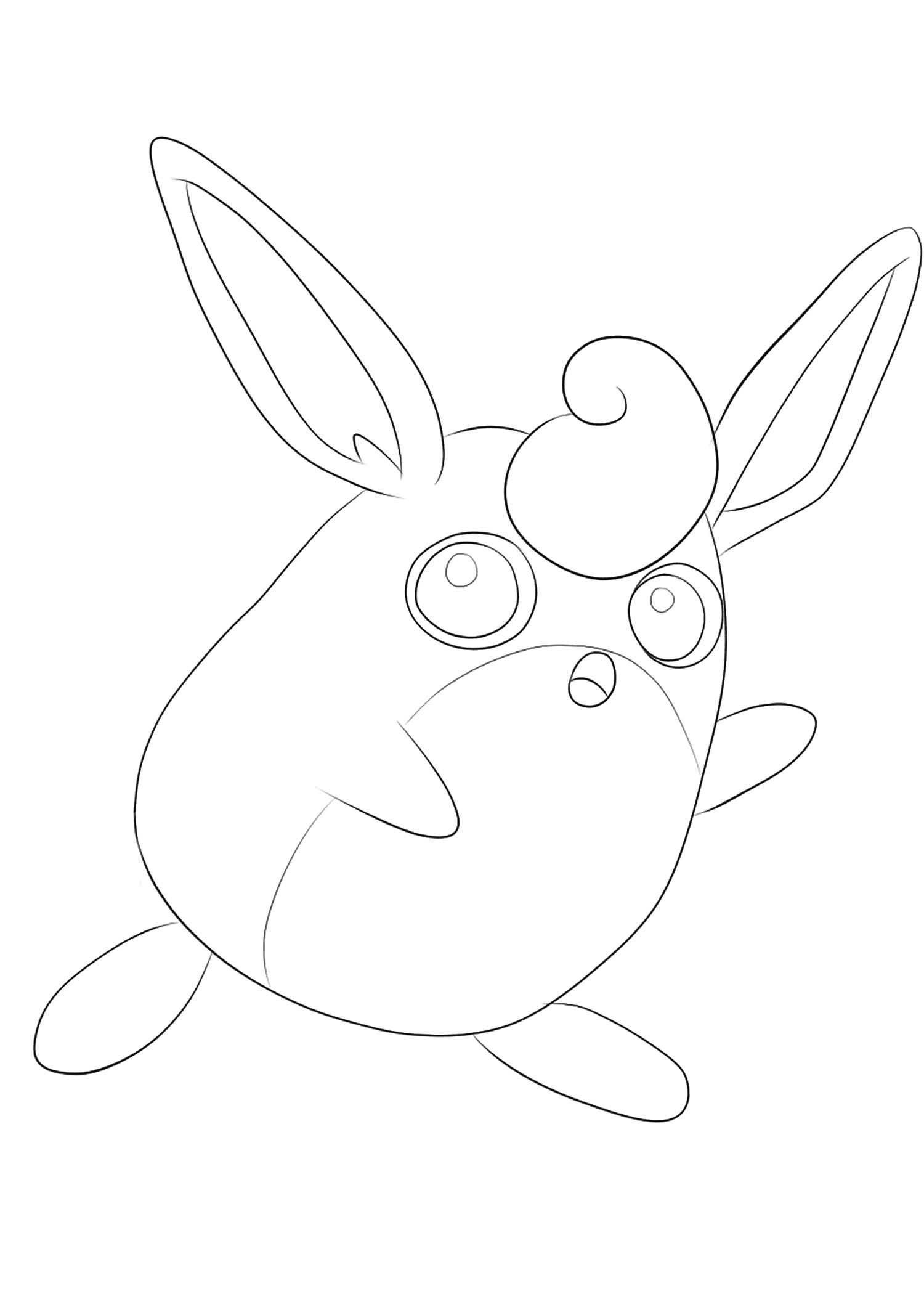 <b>Grodoudou</b> (No.40) : Pokémon de génération I