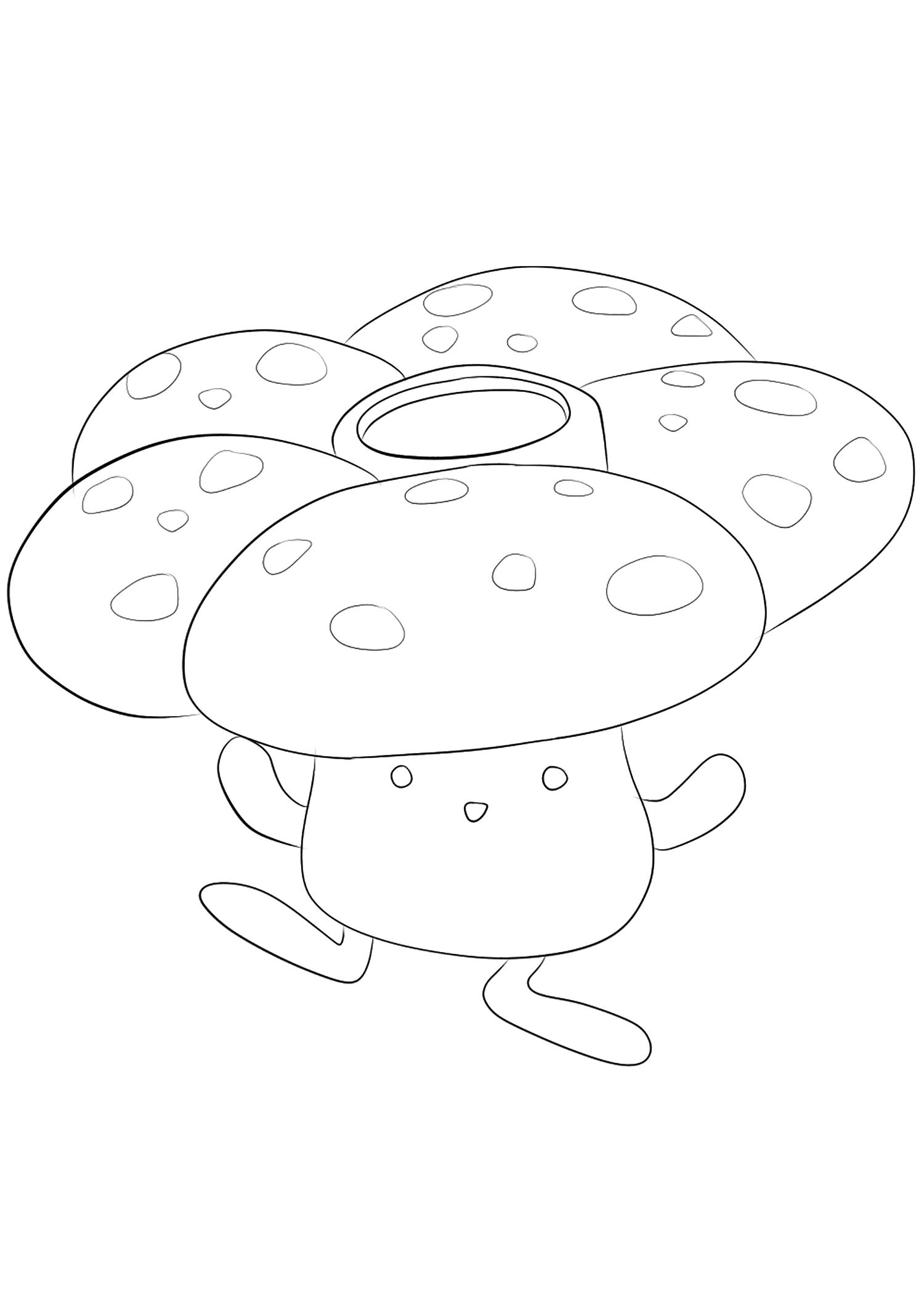 <b>Rafflesia</b> (No.45) : Pokémon de génération I