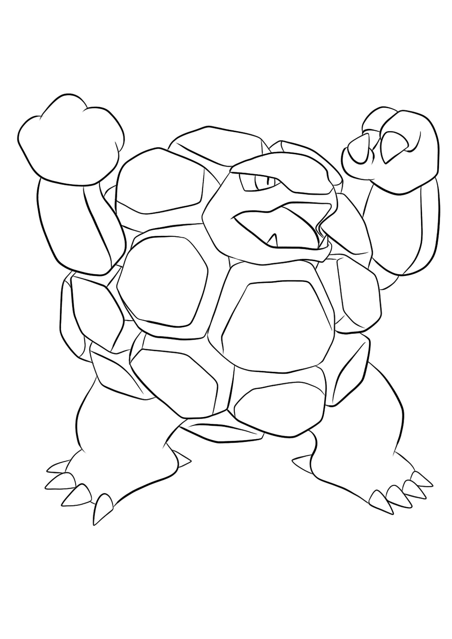 <b>Grolem</b> (No.76) : Pokémon de génération I