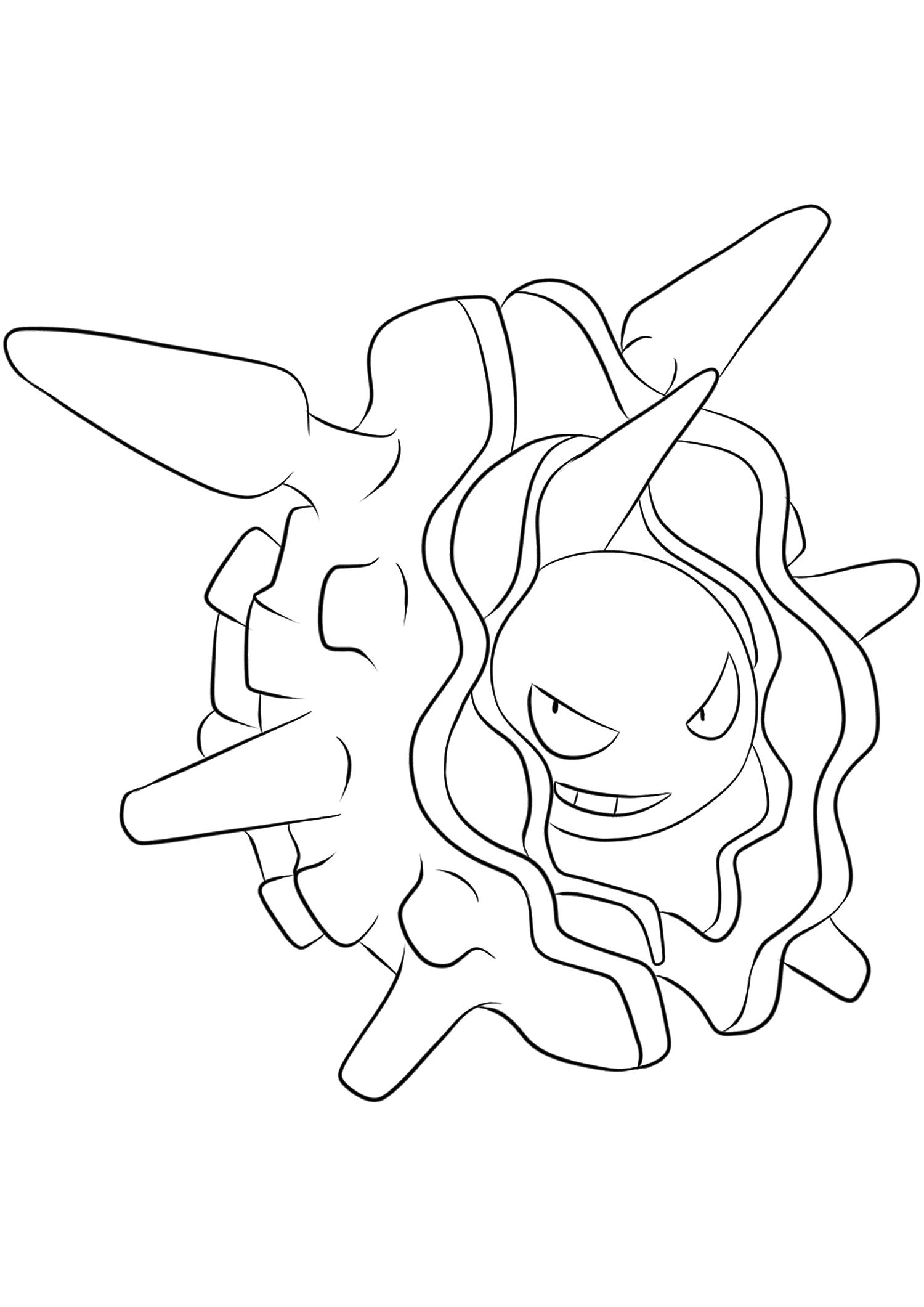 <b>Crustabri</b> (No.91) : Pokémon de génération I
