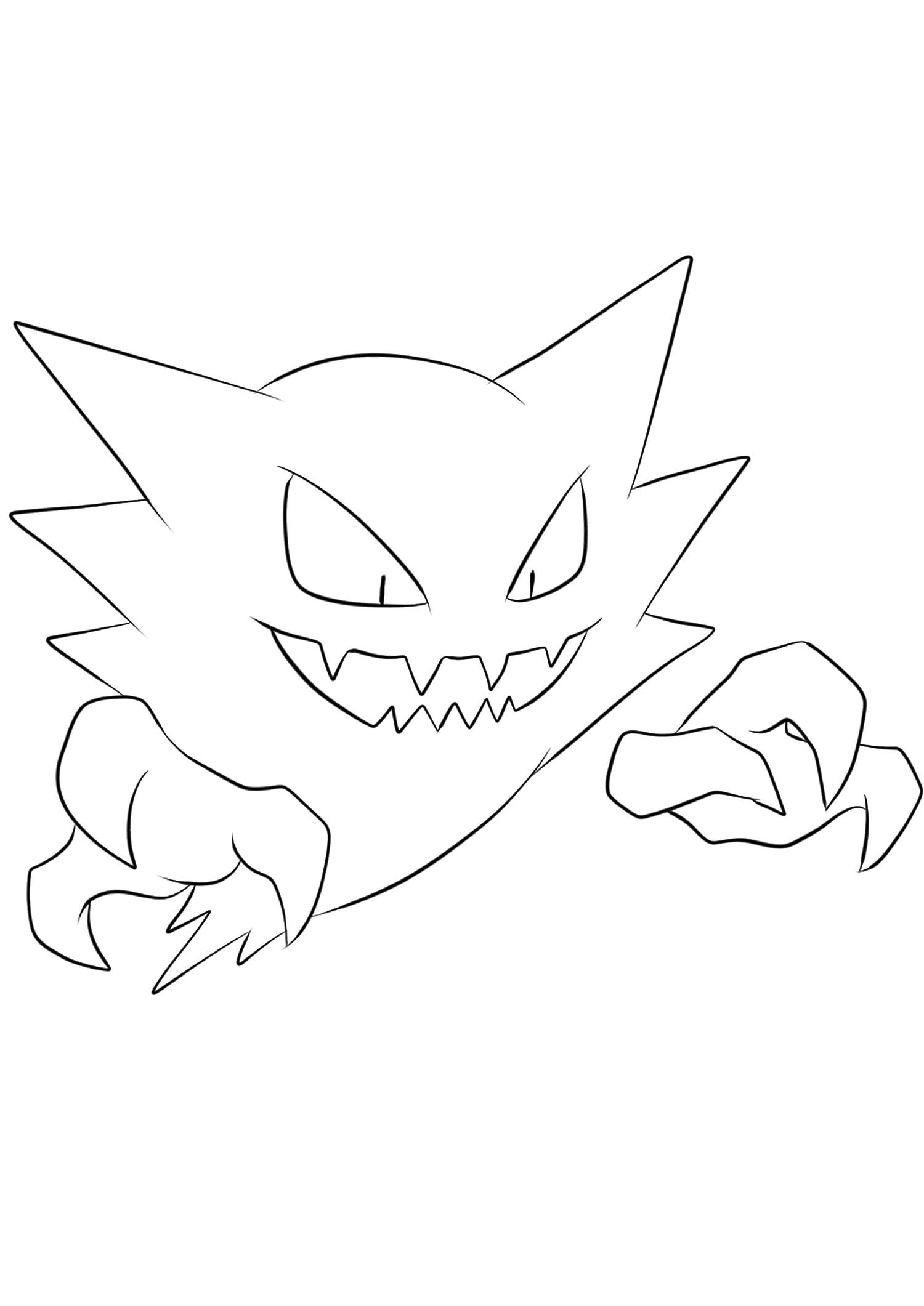 <b>Spectrum</b> (No.93) : Pokémon de génération I