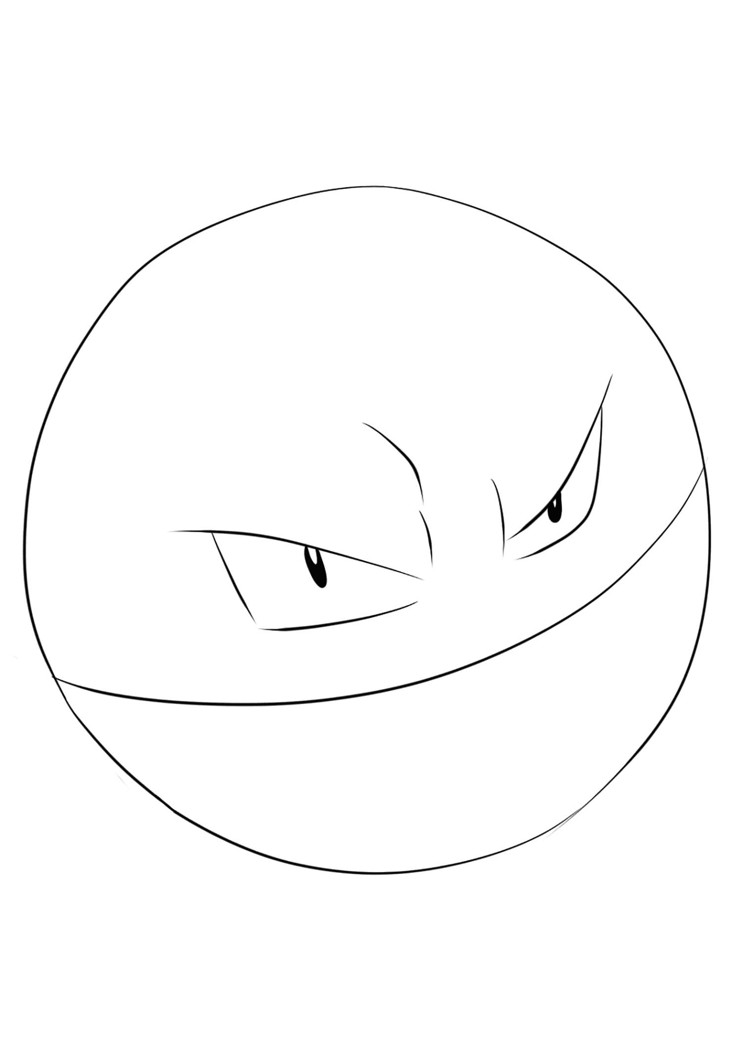 <b>Électrode</b> (No.101) : Pokémon de génération I