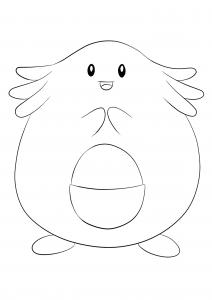 <b>Leveinard</b> (No.113) : Pokémon de génération I