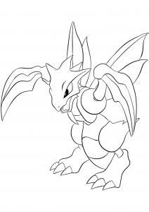 <b>Insécateur</b> (No.123) : Pokémon de génération I