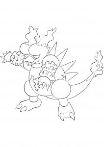 <b>Magmar</b> (No.126) : Pokémon de génération I