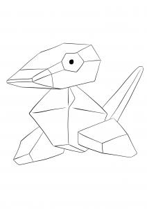 <b>Porygon</b> (No.137) : Pokémon de génération I