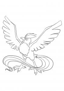 <b>Artikodin</b> (No.144) : Pokémon de génération I