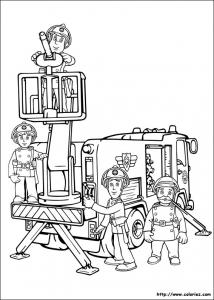 coloriage-sam-le-pompier-9562 free to print