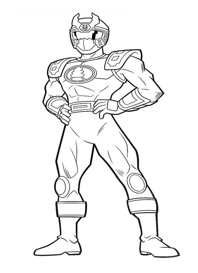 Power rangers 19 coloriage power rangers coloriages pour enfants page 2 - Dessin power rangers ...