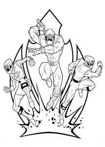 coloriage-power-rangers-15