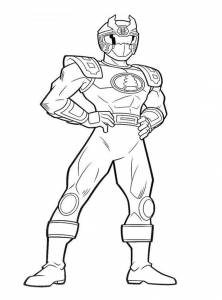 coloriage-power-rangers-20