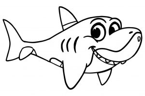 Requin souriant