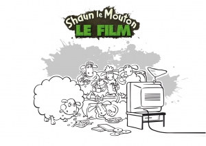 coloriage-shaun-le-mouton-television free to print