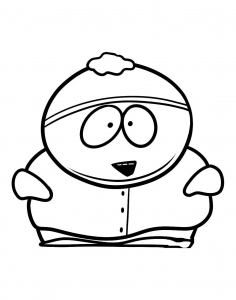 coloriage-south-park-2 free to print