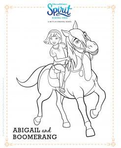 Abigail & Boomerang