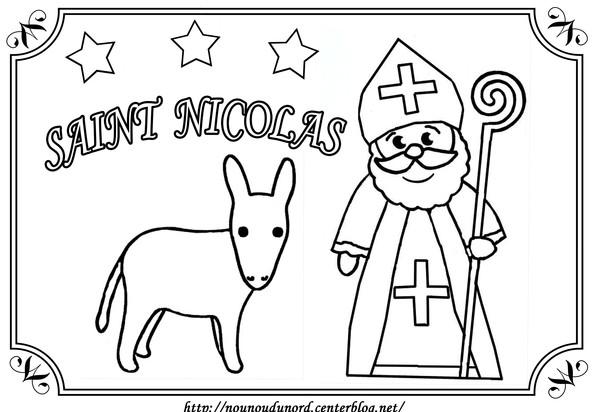 Saint Nicolas a rendu une petite fille heureuse !